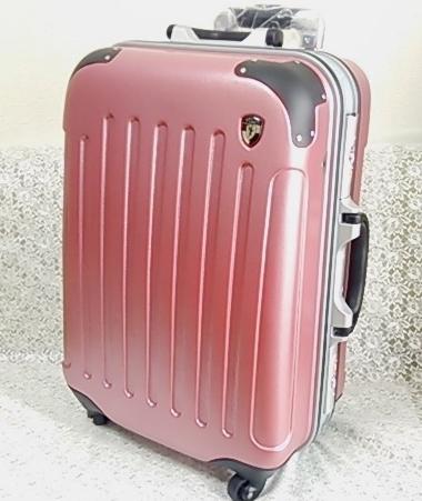 9e72cf8b3b 美人でタフなスーツケース購入!しかも激安!!: ホテル大好き♡ミチカの ...